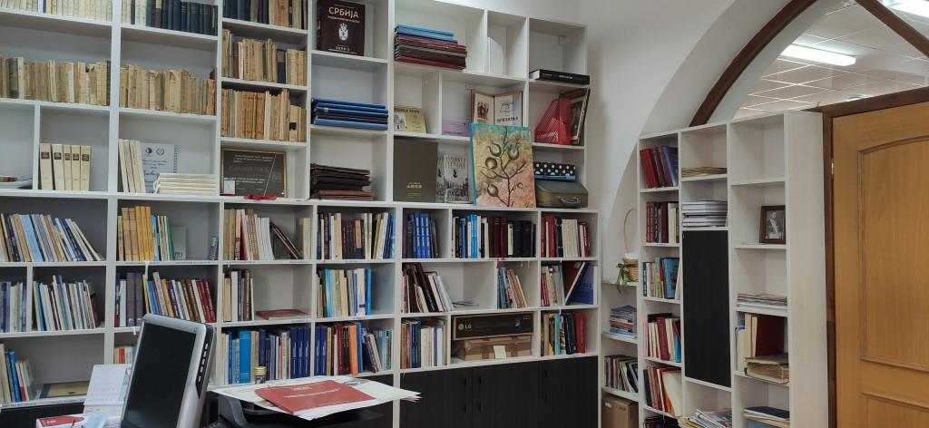 Zavičajno odjeljenje Narodna biblioteka Trebinje
