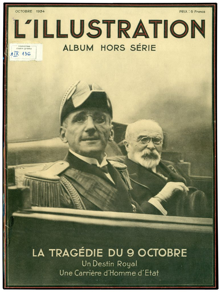 A-IX-136 L'Illustration, Paris, 1934